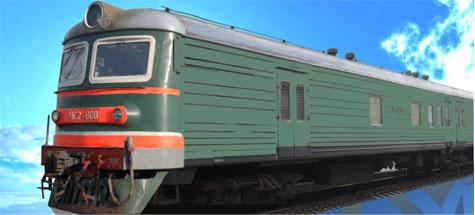 Маршрут поезда 44Э Москва - Хабаровск, расписание и